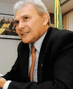 Ministro Edson Vidigal