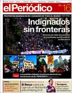 No Brasil as fronteiras do boicote das centrais sindicais e ONGs
