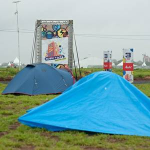 SWU, acampamento dos indignados brasileiros