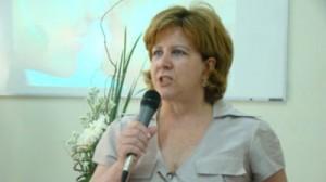 Primeira-dama de Limeira, Constância Félix. Ela e os filhos foram soltos. O marido prefeito já estava solto