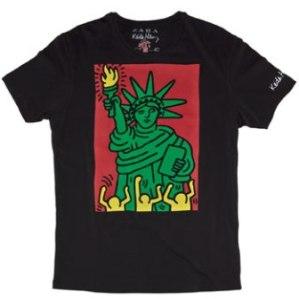 Coleção especial Keith Haring da Zara