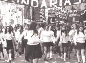 Marcha dos estudantes