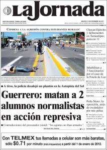 México. Um quintal de assassinos