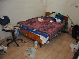 Oficina e moradia de um escravo da Zara