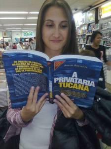 Lara Vaz de Caminha leva notícias pro meu querido Rei