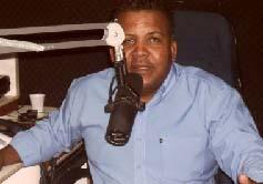 Radialista Laércio de Souza