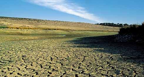 O Alentejo é uma das regiões de Portugal mais ameaçadas pelo problema da seca e desertificação