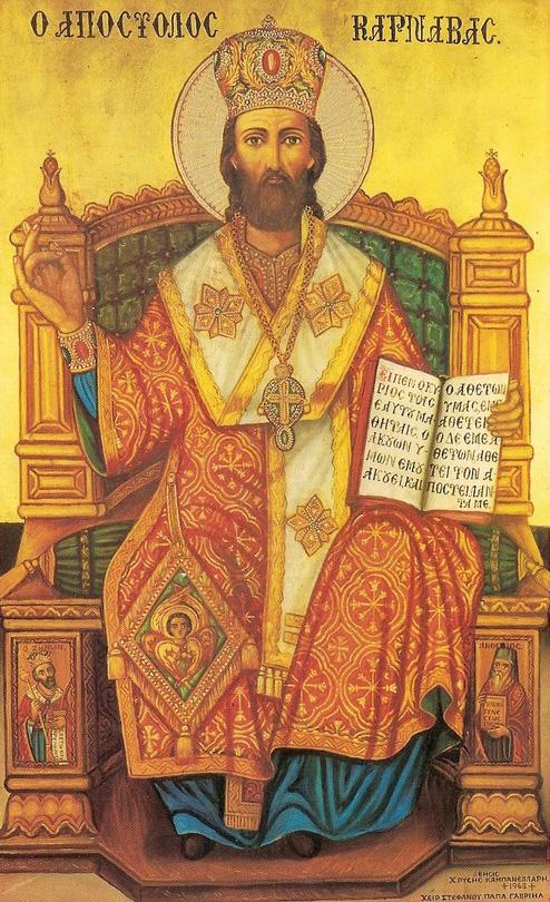 Barnabé, o apóstolo