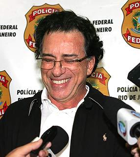 Salvatore Cacciola, o turista da justiça