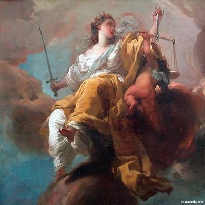 Alegoria da Justiça, Louvre