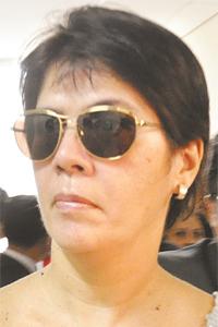"""Carla Ubarana: """"Todo o valor que eu levava em minha bolsa ao Tribunal era para entregar aos desembargadores. Eu sempre ficava com a menor das três partes"""""""