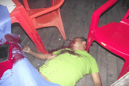 Décio Sé foi atingido por seis tiros