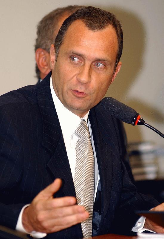 Delegado Paulo Sérgio Oppido Fleury
