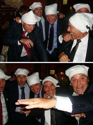 Dono da construtora Delta se diverte na Europa com integrantes do governo do Rio de Janeiro