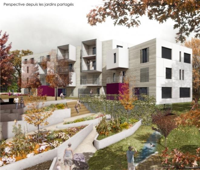 Les logements collectifs