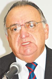 Desembargador Rafael Godeiro foi o sucessor de Osvaldo Cruz na presidência do Tribunal de Justiça do Rio Grande do Norte