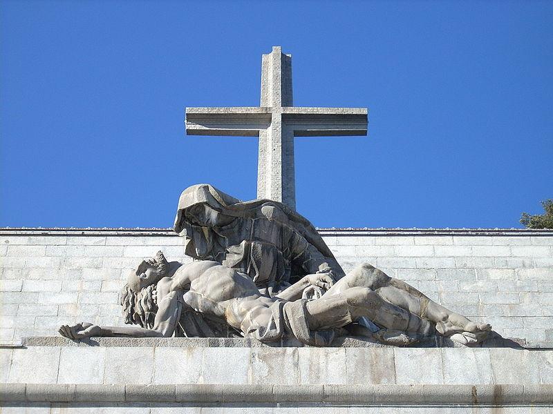 Abadia da Santa Cruz do Vale dos Caídos