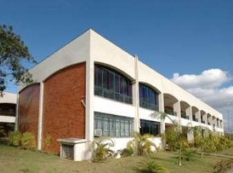 Instituto de Artes e Desing, da UF-JF, local em que estudava e foi estuprada uma adolescente de 17 anos