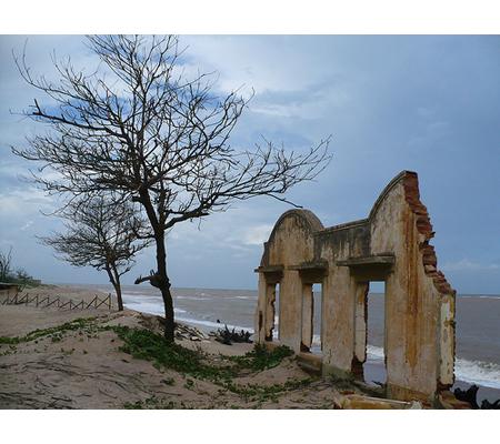 Praia de Atafona