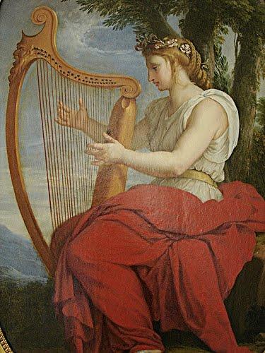 Calíope, musa da poesia épica