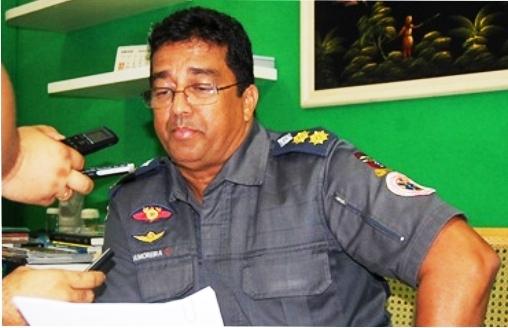 Coronel Marcos Antônio de Jesus Moreira assassino