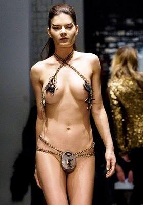 Desfile London Fashion Week