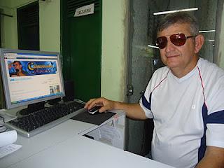 Jornalista Luíz Jurandir de Medeiros