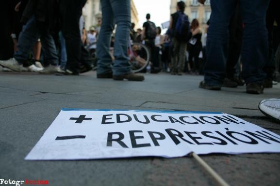 Os estudantes hoje nos quatros cantos do mundo civilizado