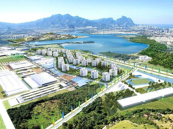 Projeto da Vila Olímpica para o ano de 2016 no Rio. Construir coisa parecida para o Programa Minha Casa Minha, Minha vida jamais, que o povo não merece