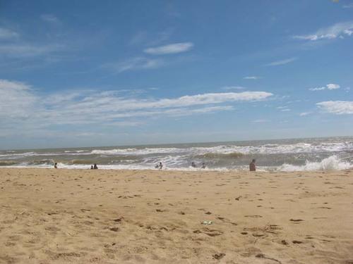 Praia virgem do Açu