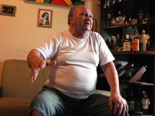 Tenente-coronel Maurício Lopes Lima, torturador, assassino de presos