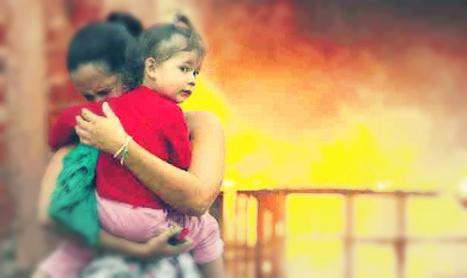 Tragédia esquecida do Pinheirinho. O fogo amigo e legal do desembargador Ivan Sartori. Quem chora pelas vítimas?