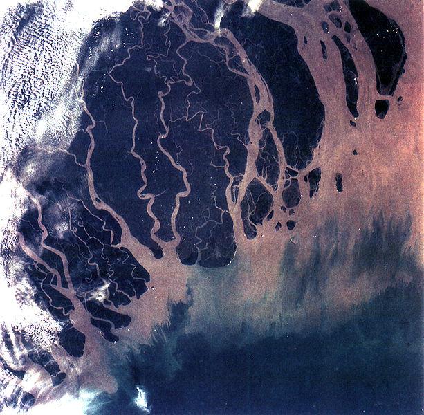 Delta do Ganges