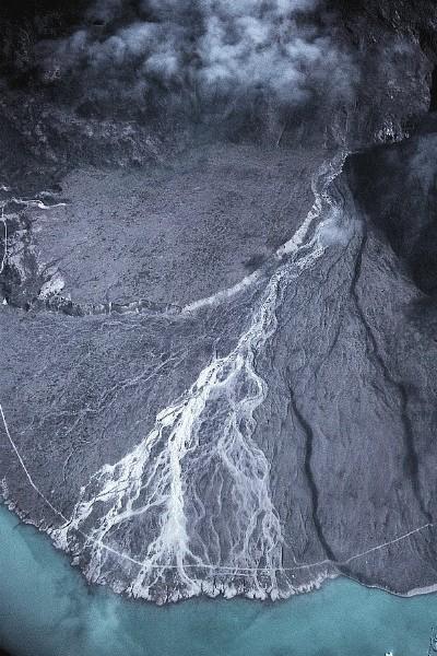 Delta na Groelândia