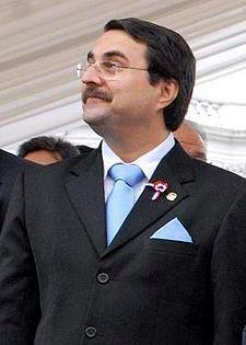 Ditador Federico Franco