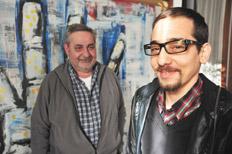 Abel Madariaga y su hijo Francisco reclaman que la Justicia tenga en cuenta la gravedad del delito de apropiación.