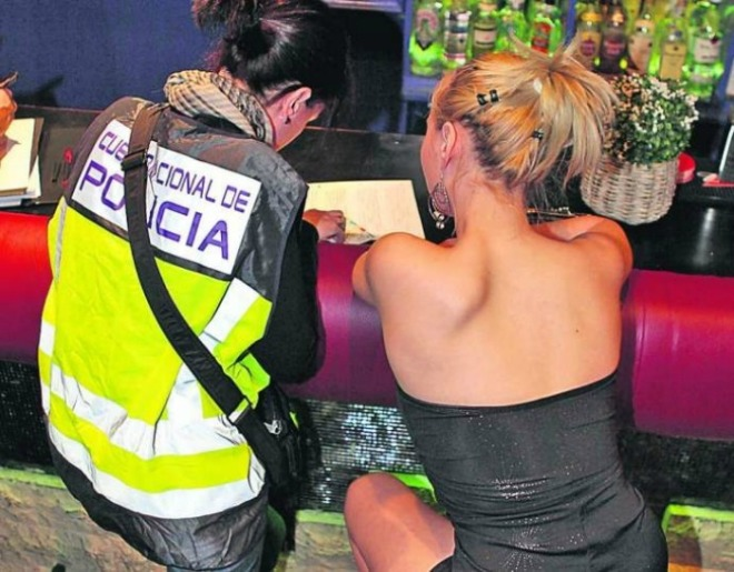 mafias de prostitutas prostitutas en santiago