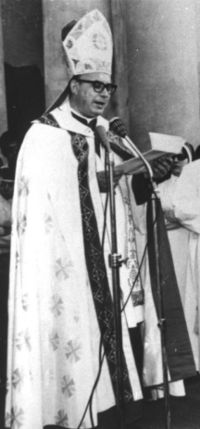 Enrique Angelelli, mártir