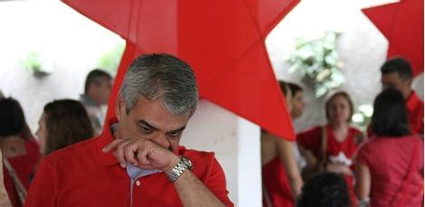 Humberto Costa, fotografado por Clemilson Campos