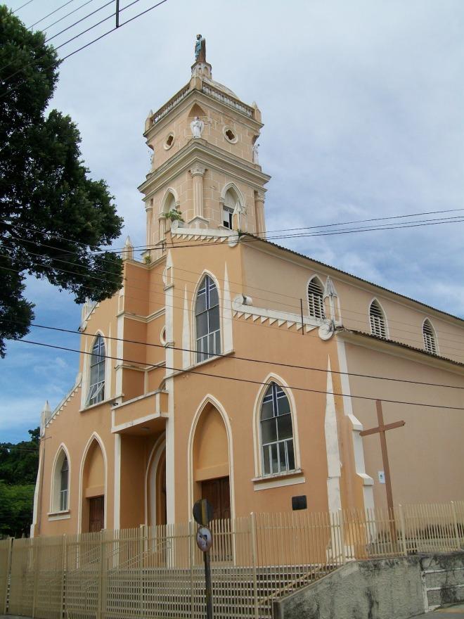 Igreja de São Pedro, no bairro do Alecrim, Natal