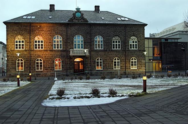 Parlamento Nacional da Islândia