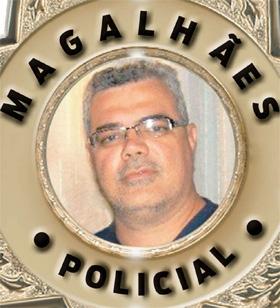 Sérgio Pereira de Magalhães Júnior, 42 anos, é um colecionador de confrontos armados