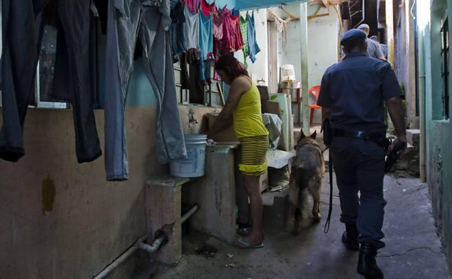 A favela da USP