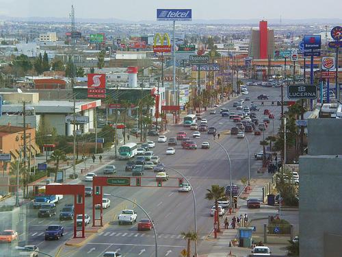 Juárez, mundialmente conhecida pela violência contra as mulheres