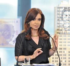 """""""Son prácticamente expoliatorios, antiargentinos"""", afirmó la Presidenta respecto de los Tratados Bilaterales de Inversión."""