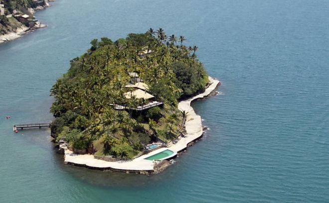 Ilha das Cabras de Gilberto Mirada