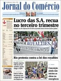 Uma passeata contra os interesses de Pernambuco. O pré-sal é todos os brasileiros, e não da Fifa e dos cartolas do futebol do Rio e da realeza que promover a Olimpíada do Rio