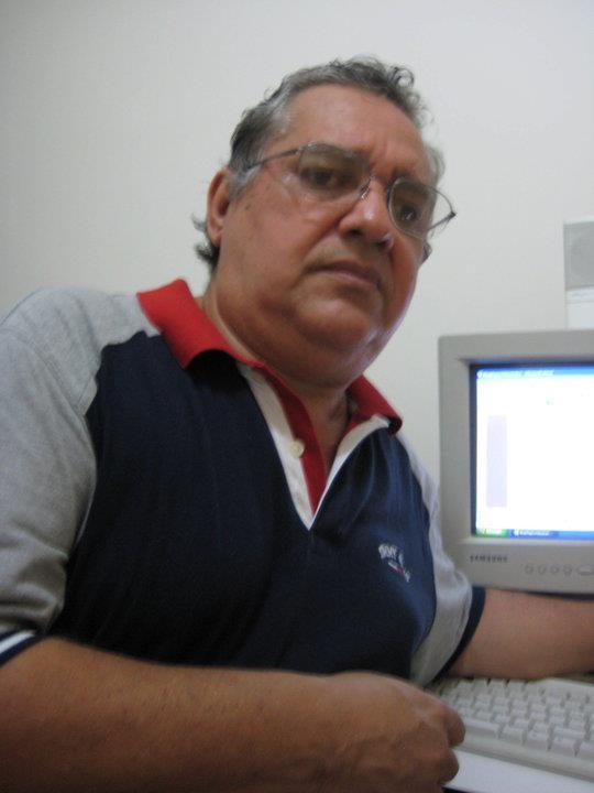 Jornalista José Adalberto Ribeiro