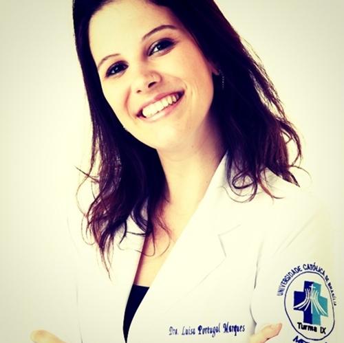 Médica Luiza Portugal