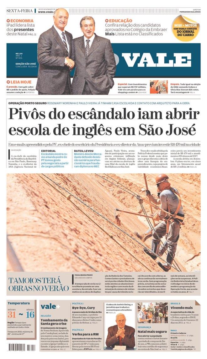 BRA^SP_OV operação Porto Segeuro